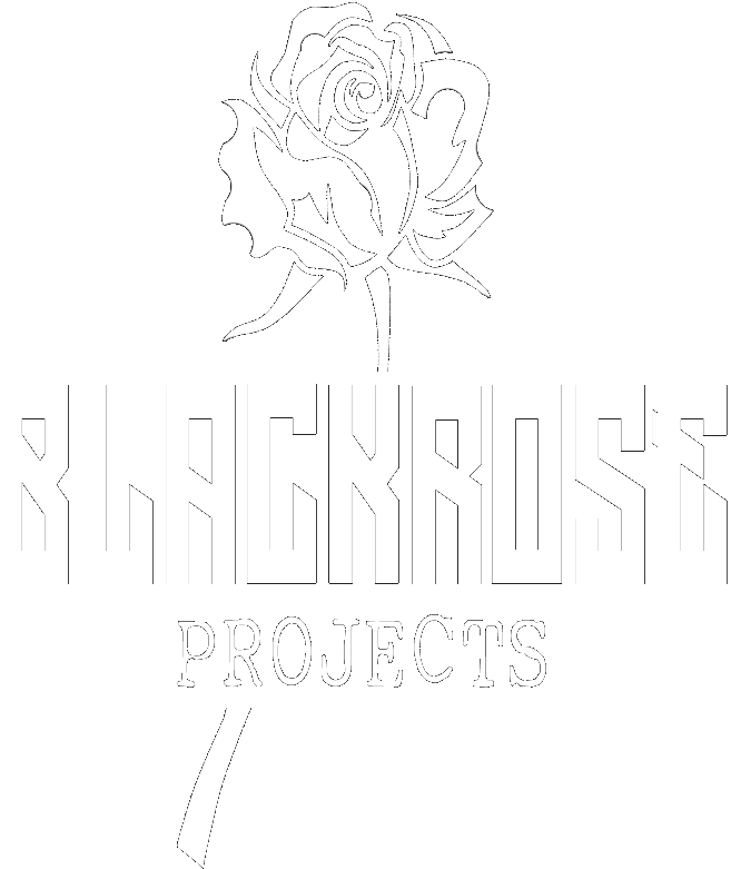 Logo Blackrose Projects